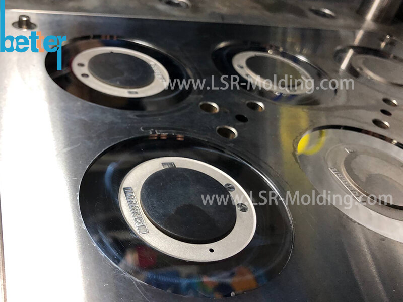 Liquid Silicone Rubber Molding for LSR O-rings