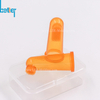 Soft Silicone Infant Finger Teething Toothbrush