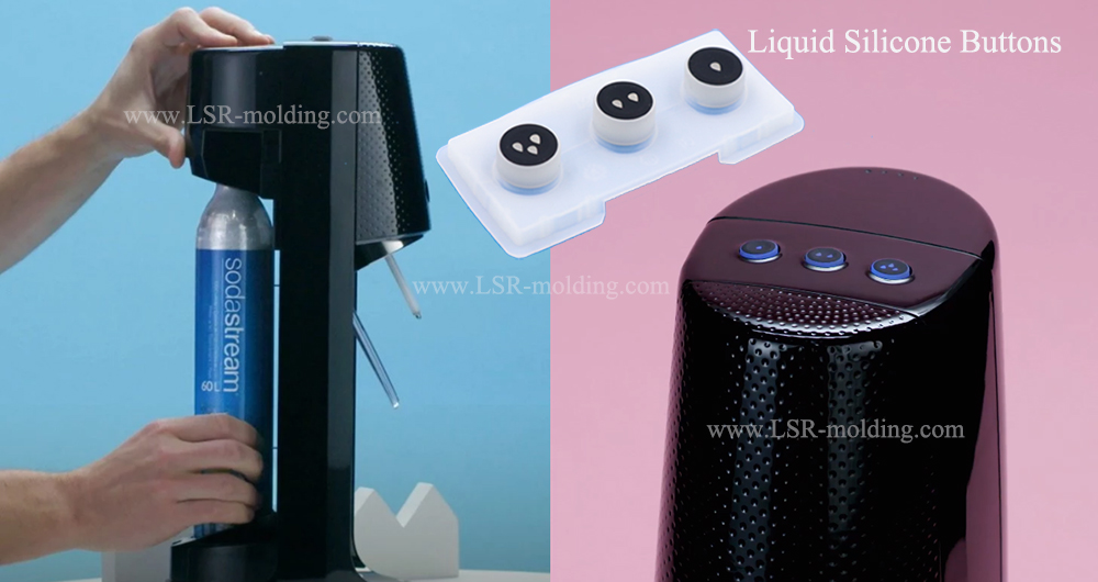 Liquid Silicone Buttons